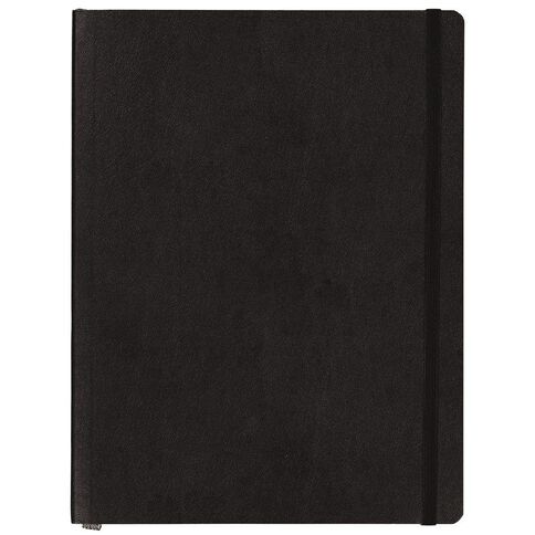 Moleskine Classic Soft Cover Extra Large Notebook Rule Black