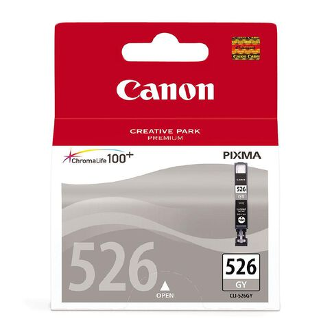 Canon Ink CLI526 Photo Grey (500 Pages)