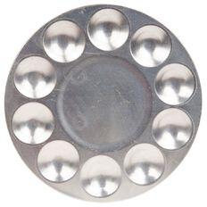 Palette Metal 10 Round Hole