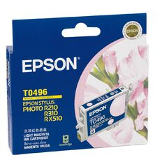 Epson Ink T0496 Light Magenta (430 Pages)