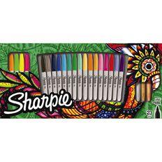 Sharpie Tropicana Parrot Marker Assorted 23 Pack