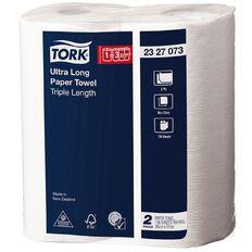 Tork Ultra Long Paper Towel 156 sheets twin pack