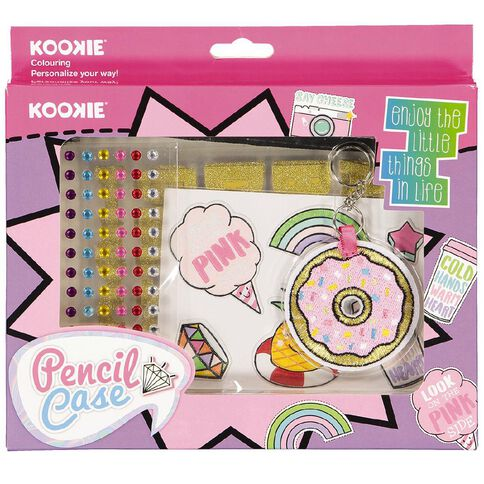 Kookie Make Your Own Pencil Case