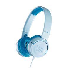 JBL JR300 Wired Headphones Blue