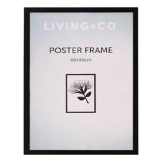 Living & Co Value Poster Frame 60cm x 90cm