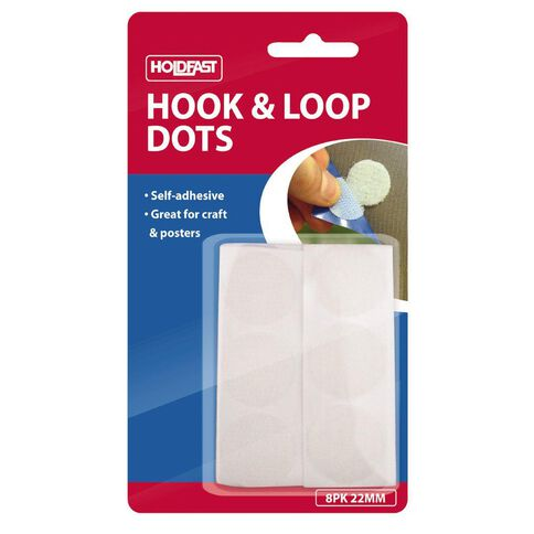 Holdfast Fastgrip Dots 22mm White