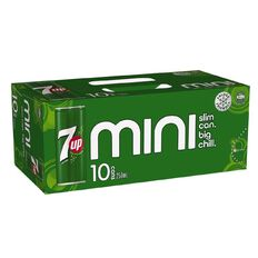 7up Minis 250ml 10 Pack