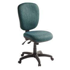 Eden Arena 3 Lever Highback Ergonomic Chair Atlantic