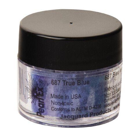 Jacquard Pearl Ex 3g True Blue