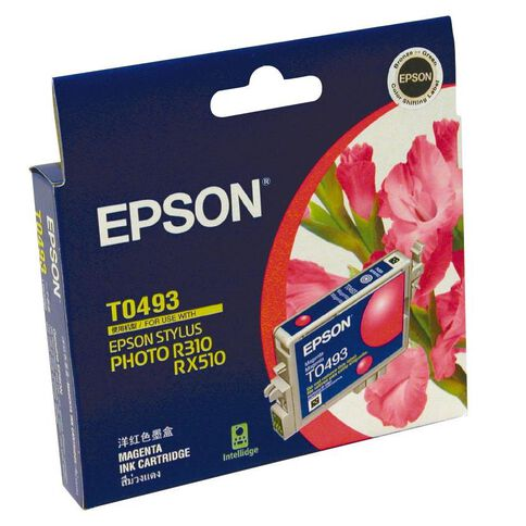 Epson Ink T0493 Magenta (430 Pages)