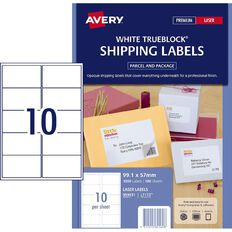 Avery Laser Labels L7173-100 Pack 100