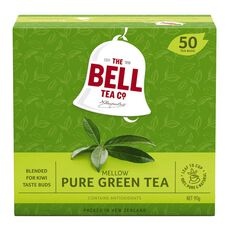 Bell Green Tea Pure Tea Bags 50 Pack