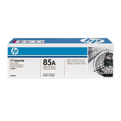 HP Toner 85A Black (1600 Pages)
