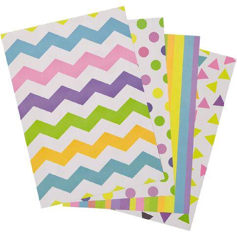 Kookie Neon Paper 40 Sheets