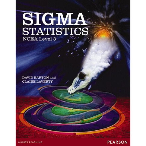 Ncea Year 13 Sigma Statistics Mathematics Textbook