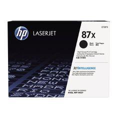 HP 87X Black Contractual LaserJet Toner Cartridge (18000 Pages)