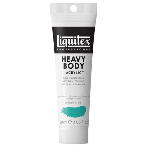 Liquitex Hb Acrylic 59ml Bright Aqua Green