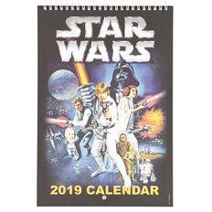 Star Wars 2019 Calendar 210mm x 310mm