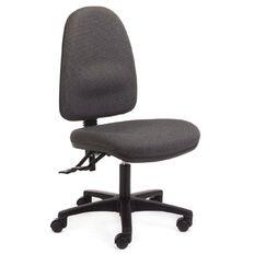 Chair Solutions Aspen Highback Chair Clarity Grey
