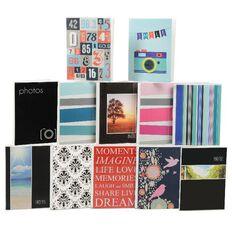 Jasper Brag 24 Photos 4 x 6 Album Assorted