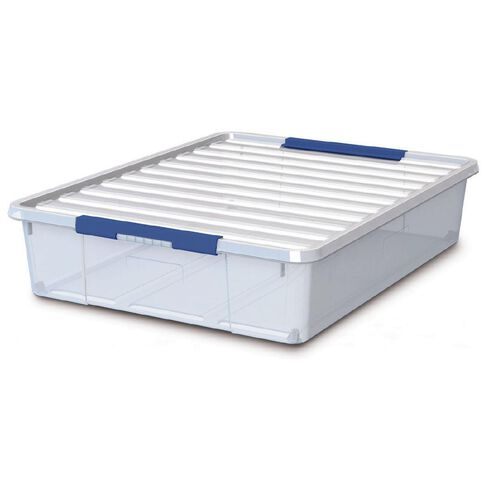 Sistema Storage Organiser 30l Clear Warehouse Stationery Nz