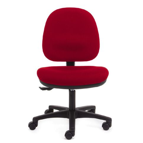 Chair Solutions Aspen Midback Chair Red