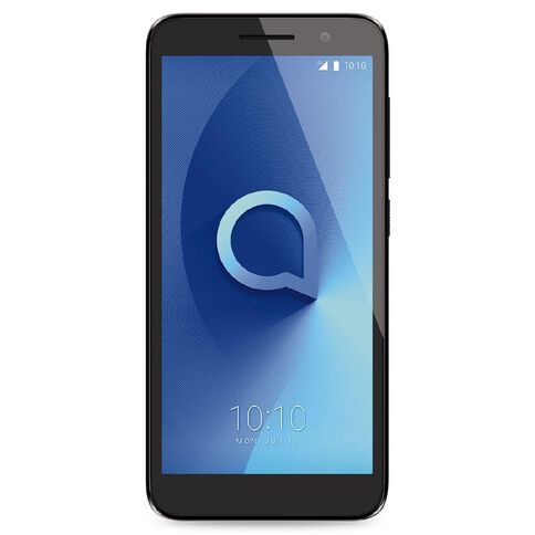 2degrees Alcatel 1 Black