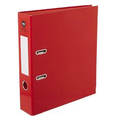 WS Lever-Arch Red A4