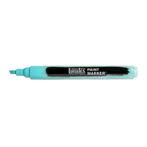 Liquitex Marker 2mm Bright Aqua Green