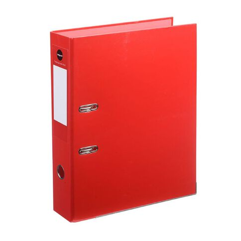 Impact Foolscap Lever-Arch Red
