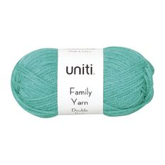 Uniti Yarn Family Double Knit Teal 50g