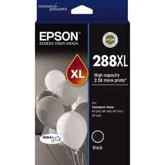 Epson 288XL DURABrite Ink Black (500 Pages)