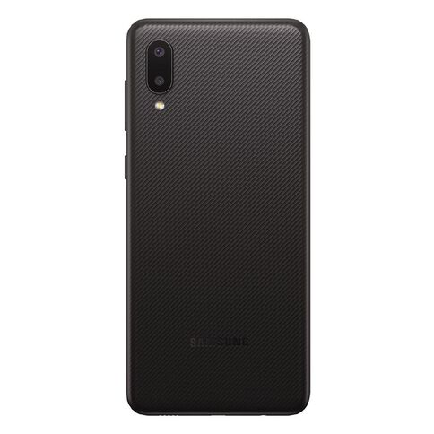 2degrees Samsung A02 32GB 4G Black Bundle