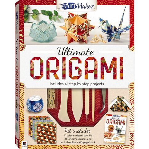 Artmaker Ultimate Origami Set