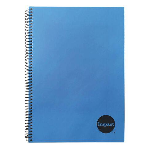 Impact Notebook Wiro Blue A4