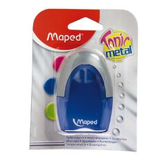 Maped Pencil Sharpener 2 Hole Assorted