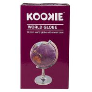 Kookie Novelty-P World Globe Purple