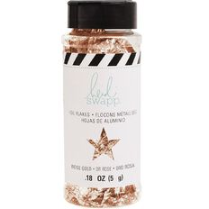 Heidi Swapp Foil Flakes Rose Gold