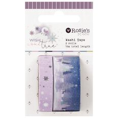 Rosie's Studio Wish Come True Washi Tape 2 Pack