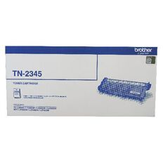 Brother Toner TN2345 Black (2600 Pages)