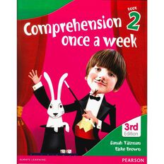 Year 2 Comprehension Once A Week 2