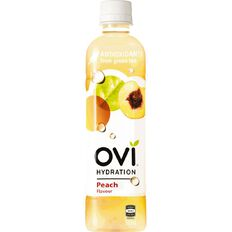 Ovi Hydration Peach 500ml