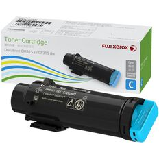 Fuji Xerox CT202607 Toner Cyan (3000 Pages)