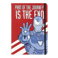 Avengers PU Notebook A5