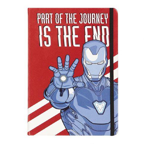 Avengers PU Notebook A5