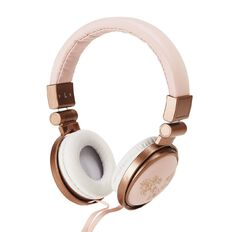 Conservatory Wired Headphones Pink