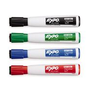Expo Whiteboard Magnetic Marker Eraser Chisel Business Mixed Assortment