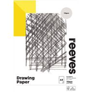 Reeves Drawing Pad 110 GSM White A3