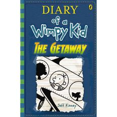 Diary of a Wimpy Kid #12 Getaway by Jeff Kinney