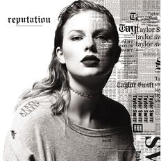 Reputation CD by Taylor Swift 1Disc